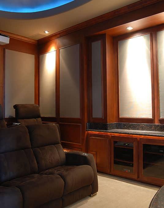 Media Room Design and Installation